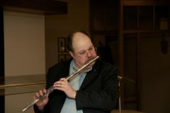Manfred Stern - Jazzinstitution! Saxophon & Querflöte